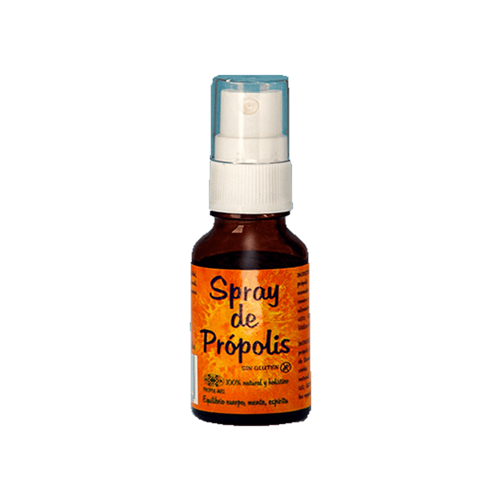 Pure and Natural All-Natural Propolis Spray - The Raw Honey Shop