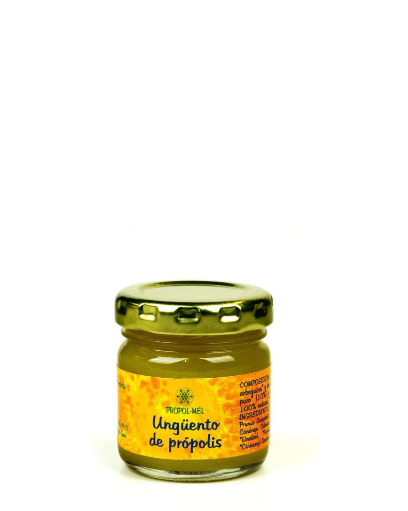 Pure and Natural All-Natural Salve (Unguent) with Certified Organic Propolis - The Raw Honey Shop
