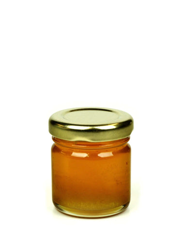 Pure and Natural Raw Almond Honey - 50g Tester - The Raw Honey Shop