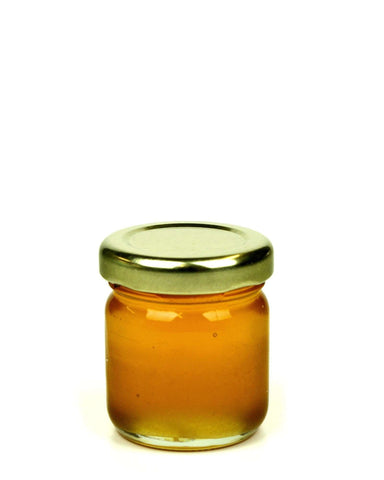 Pure and Natural Raw Apple Blossom Honey - 50g Tester - The Raw Honey Shop