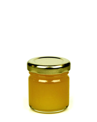 Pure and Natural Raw Thyme Honey - 50g Tester - The Raw Honey Shop