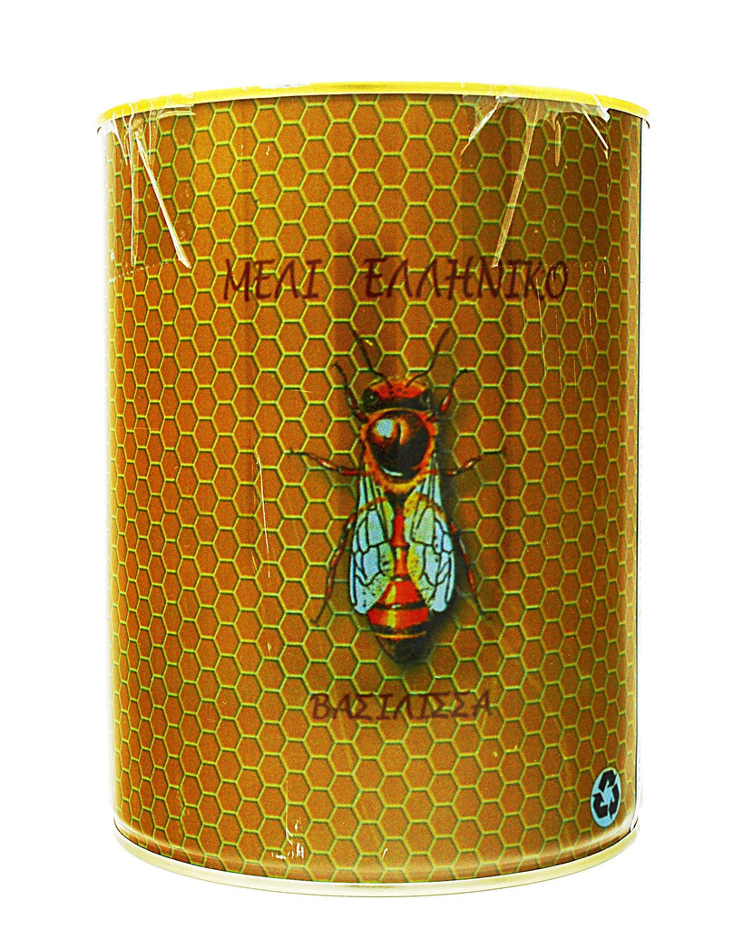 Pure and Natural Artisan Raw Greek Pine Honey - 5kg - The Raw Honey Shop