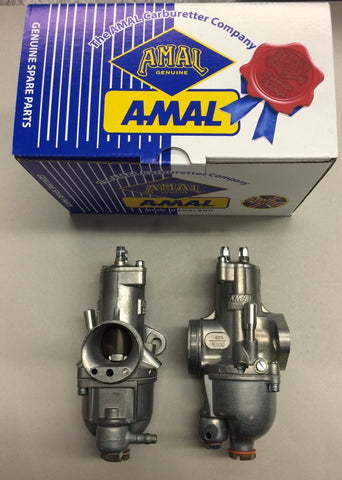 CARB SET AMAL 626 PREMIER CARBURETORS RIGHT/LEFT- NEW-TRIUMPH