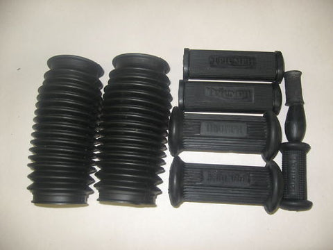 TRIUMPH RUBBER SET 650 64-68