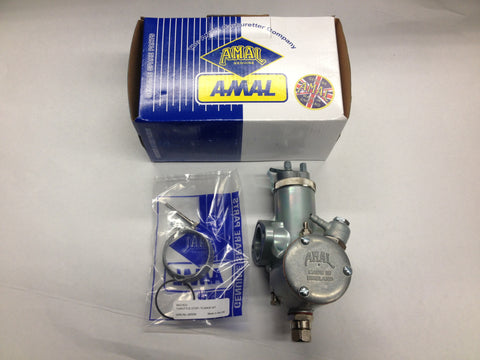 "Amal Monobloc 389 Single Carb 1 3/16"" Bore-TR6, '64-'67 Triumph"