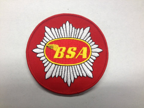 LOGO PATCH-BSA