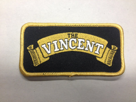 LOGO PATCH-VINCENT