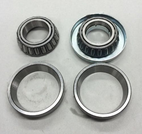 TAPERED NECK BEARING TRIUMPH FRAME 650 57-70, 500 68-73 NEW 1 PIECE CUPS