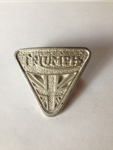BELT BUCKLE-TRIUMPH TRIANGLE