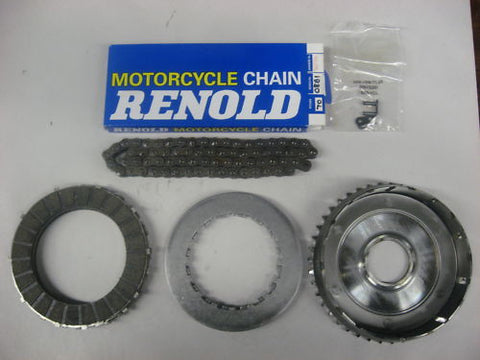 Clutch kit 500 650 PRE-UNIT Rigid 50-53-Triumph