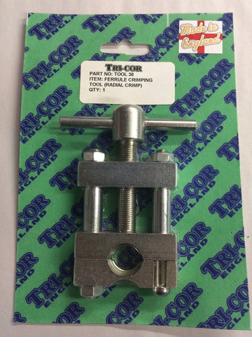 FUEL LINE FERRULE CRIMPING TOOL 5/16 FUEL LINE-TRIUMPH-GREAT QUALITY