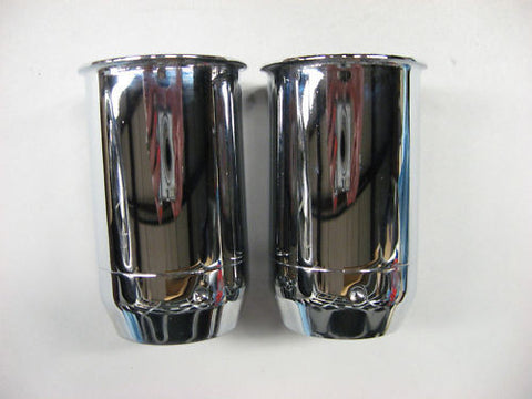 TRIUMPH FORK SEAL HOLDER CUP 69-70 CHROME