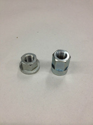 TRIUMPH MOTOR MOUNT TRANSMISSION ADJUSTER NUTS PRE UNIT 500 650 54-62