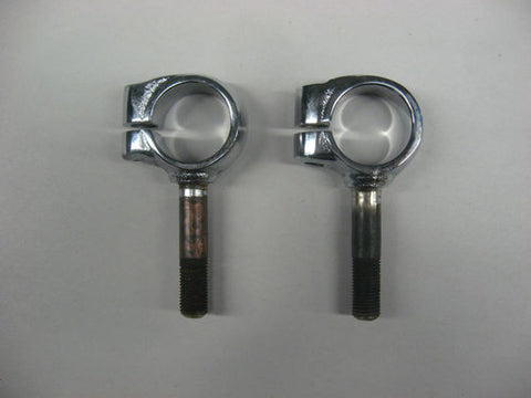 EYEBOLT HANDLE BAR MOUNTS MADE IN ENGLAND 63-79-TRIUMPH
