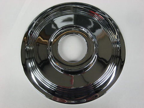 "TRIUMPH FRONT WHEEL COVER HUB CAP, 7"" 63-65 SINGLE LEADING T100 500"