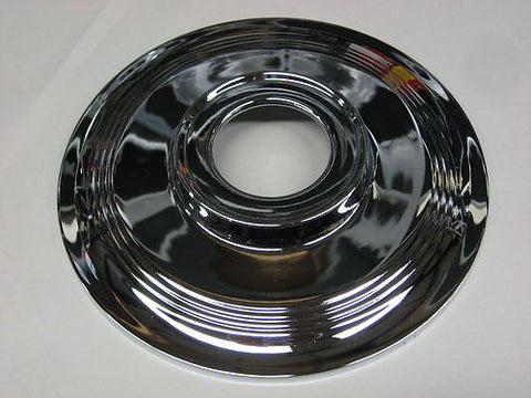 "TRIUMPH FRONT WHEEL COVER HUB CAP, 650 8"" 69-70 TWIN LEADING"