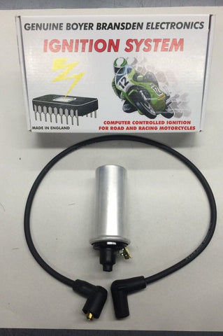 Electronic Ignition Update Kit 200 And 250 Single Cylinder 1966-1972-Triumph