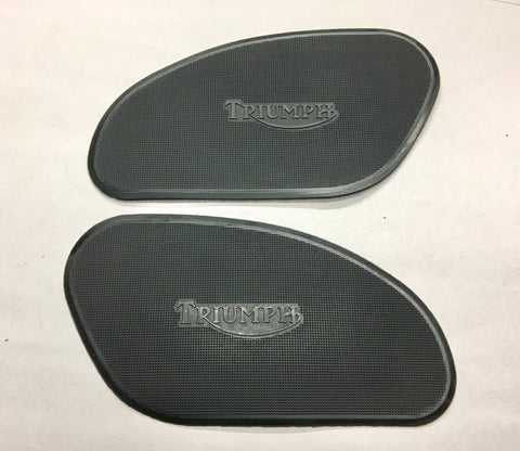 Gas Tank Knee Pads 66-68 500 650 for Triumph