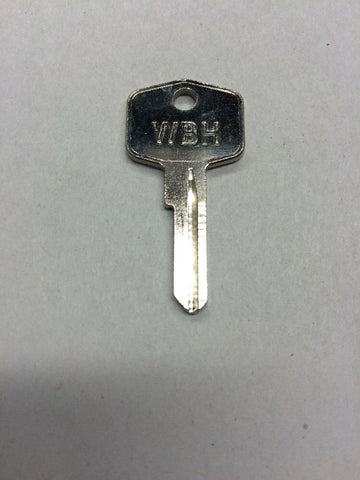 Replacement Key 500, 650 '67-'70, 73-78-Triumph