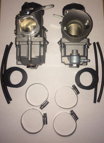 AMAL MKII CARB SET TRIUMPH 932 CARBURETOR RIGHT- LEFT - NEW Mark 2 MK2