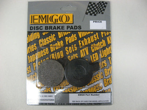 DISC BRAKE PADS ECONOMY-NORTON