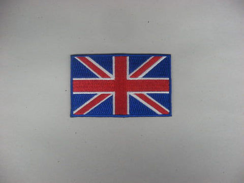 TRIUMPH PATCH UNION JACK PATCH