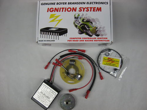 Boyer Electronic Ignition Triumph Trident, BSA Rocket 3