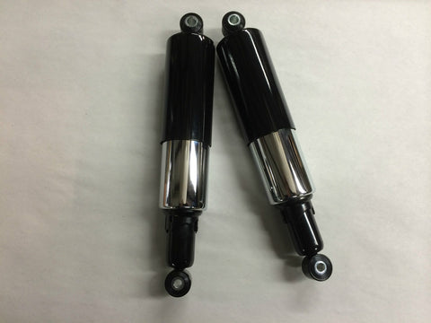 REAR SHOCKS 11.9 COVERED SHROUDED-TRIUMPH