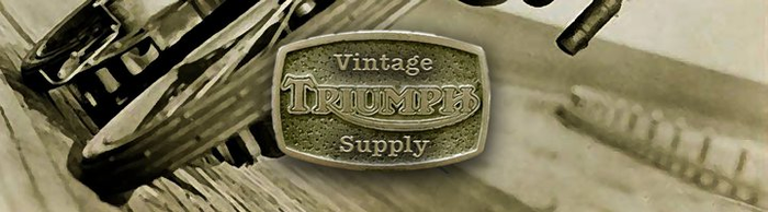 Vintage Triumph Supply