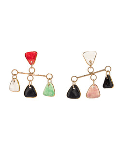 Triangle Mobile Earrings