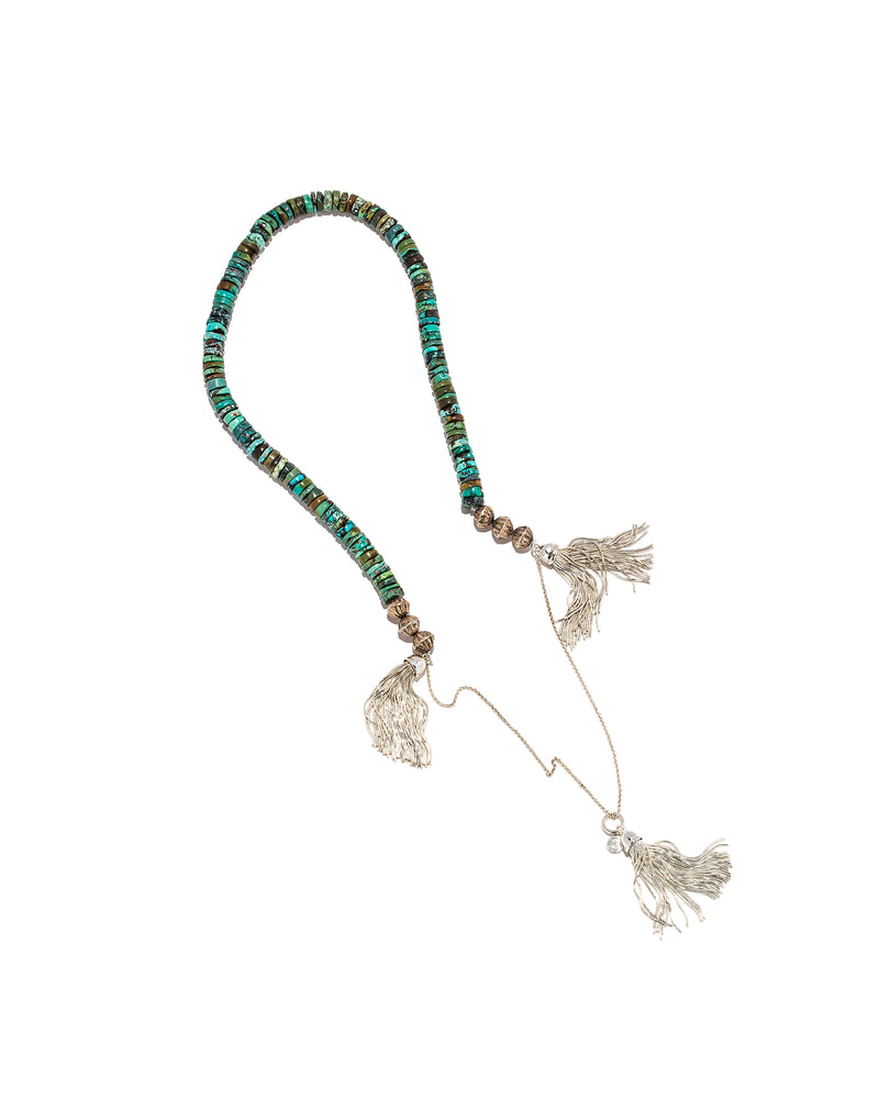 Fiesta Tassel Necklace