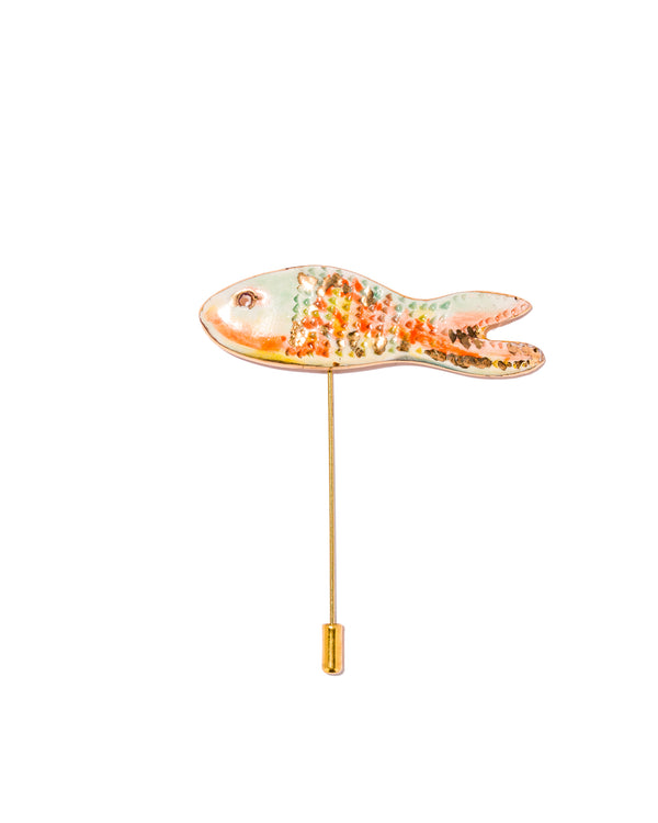 Martha Fish Pin