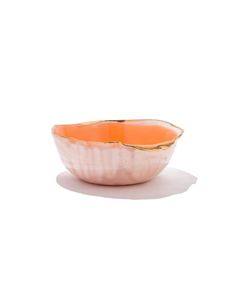 Orange Slice Salad Bowl