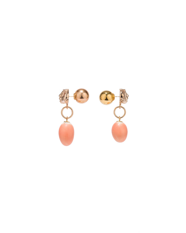 Pink Palace Earrings