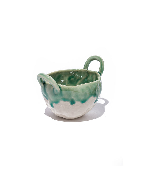 Jade Sugar Bowl