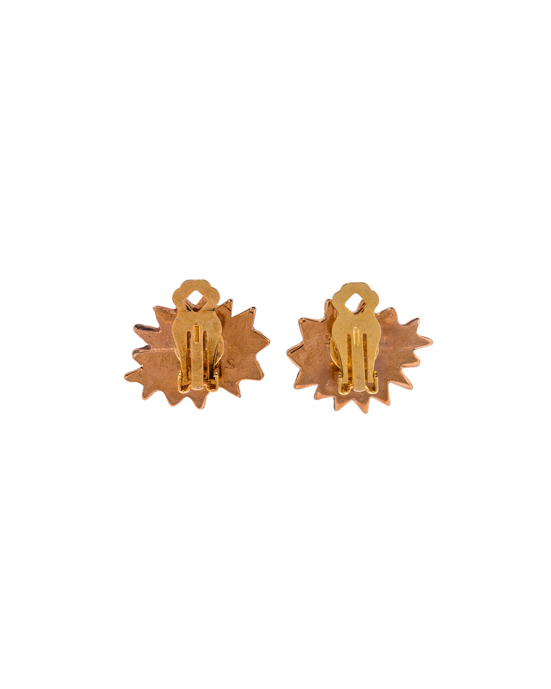 Spash Clip-on Earrings