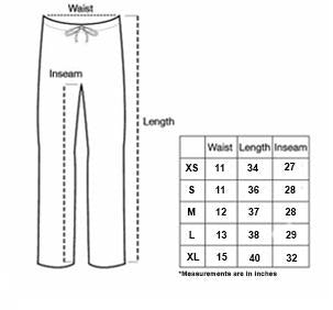 Women's Sweatpants Sizing