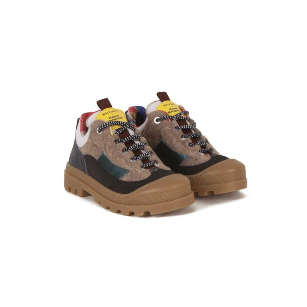 Wolf and Rita Kids Trainers Ficus Bill