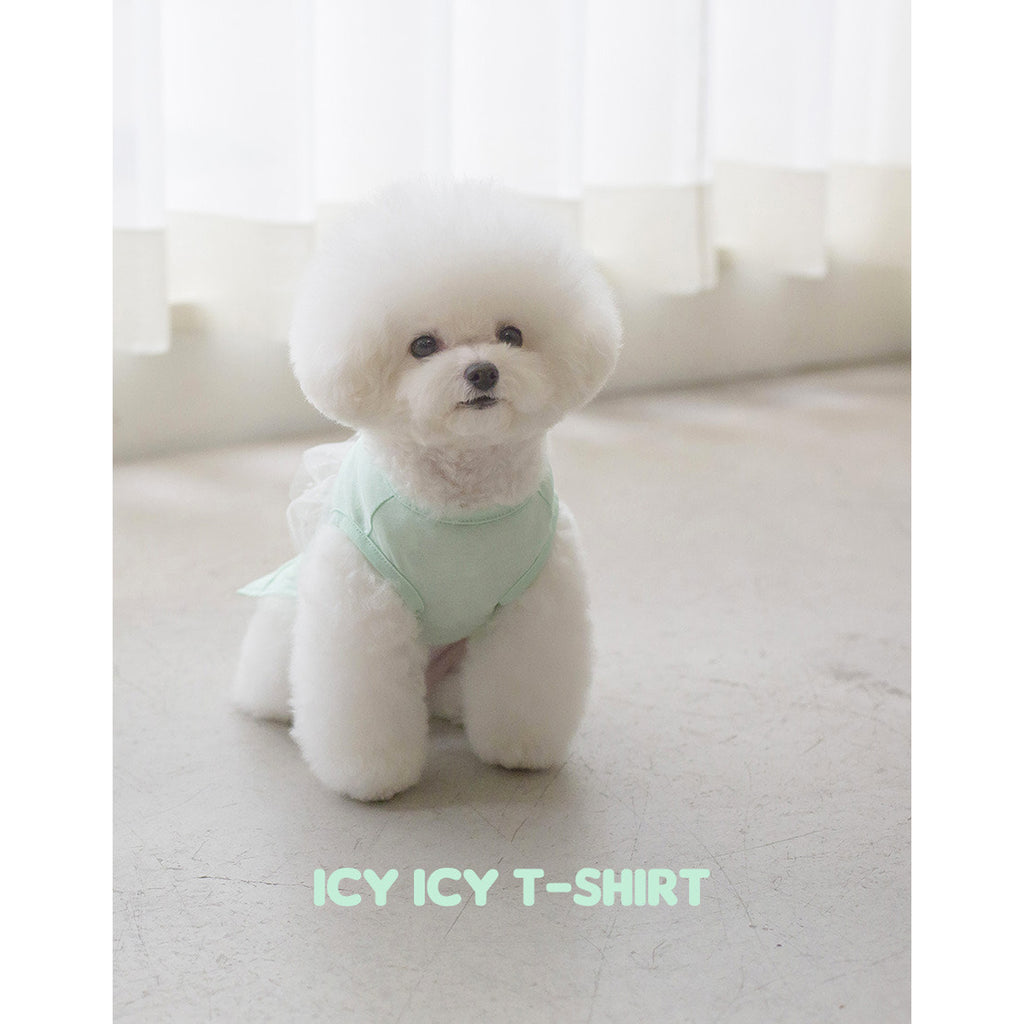 Opaaap ICY ICY T-shirt (Mint)