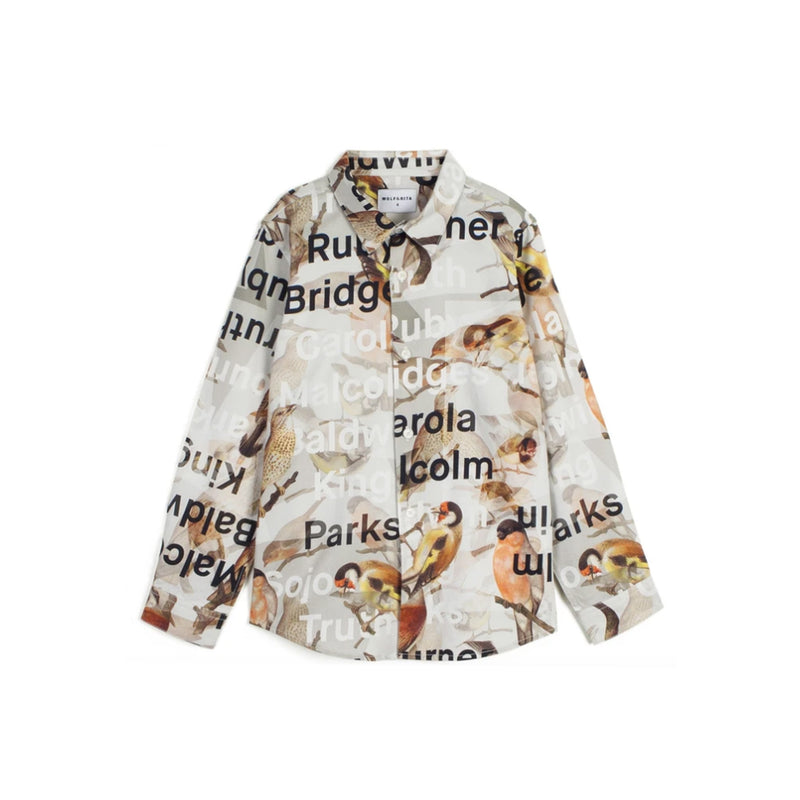 Wolf and Rita Kids Shirt Roberto Sojourne