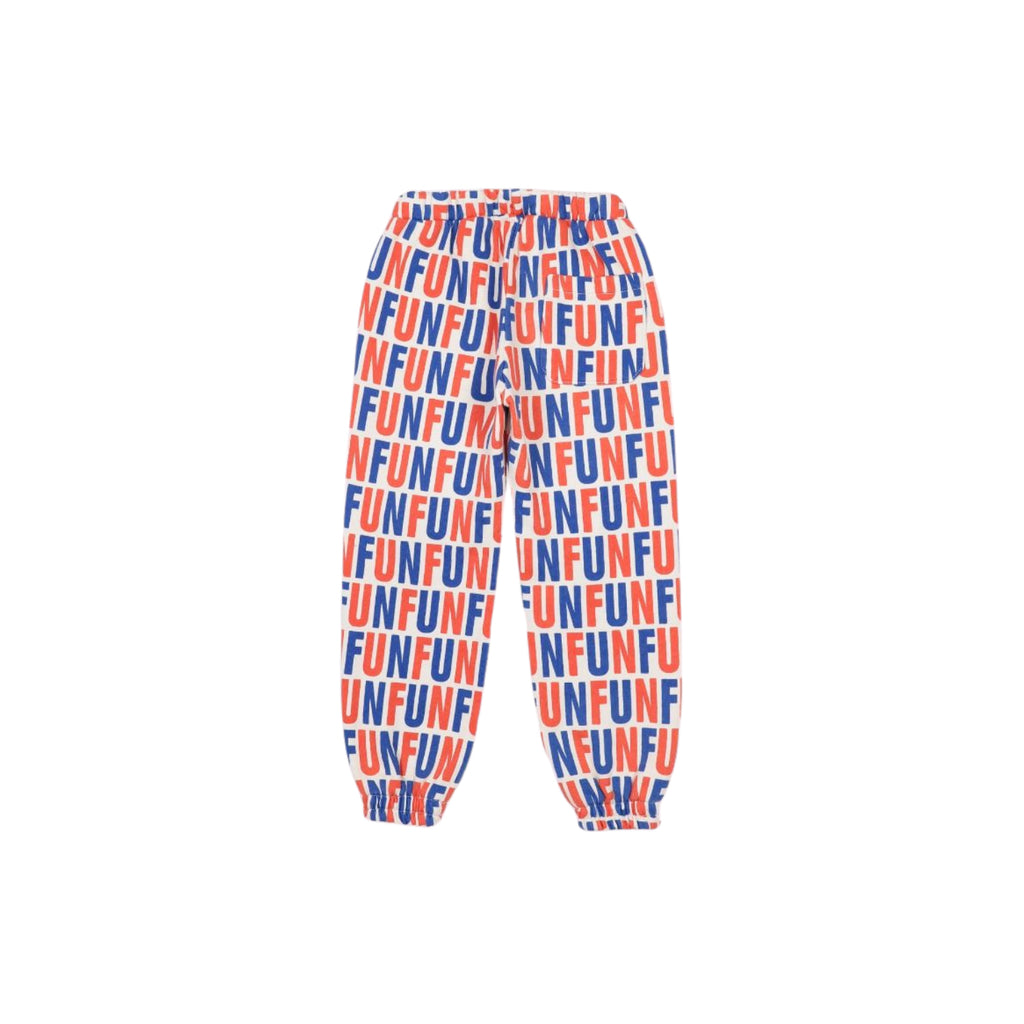 Bobo Choses Fun All Over Jogging Pants