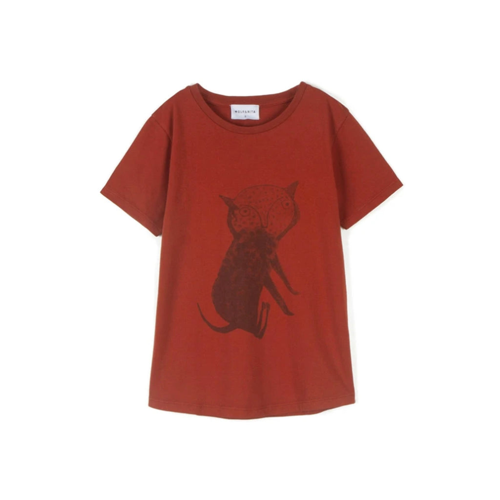Wolf and Rita Kids T Shirt Sebastiao Animal
