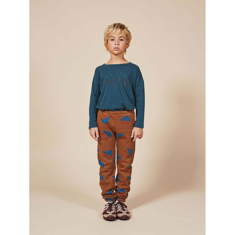 Bobo Choses Boy All Over Jogging Pants