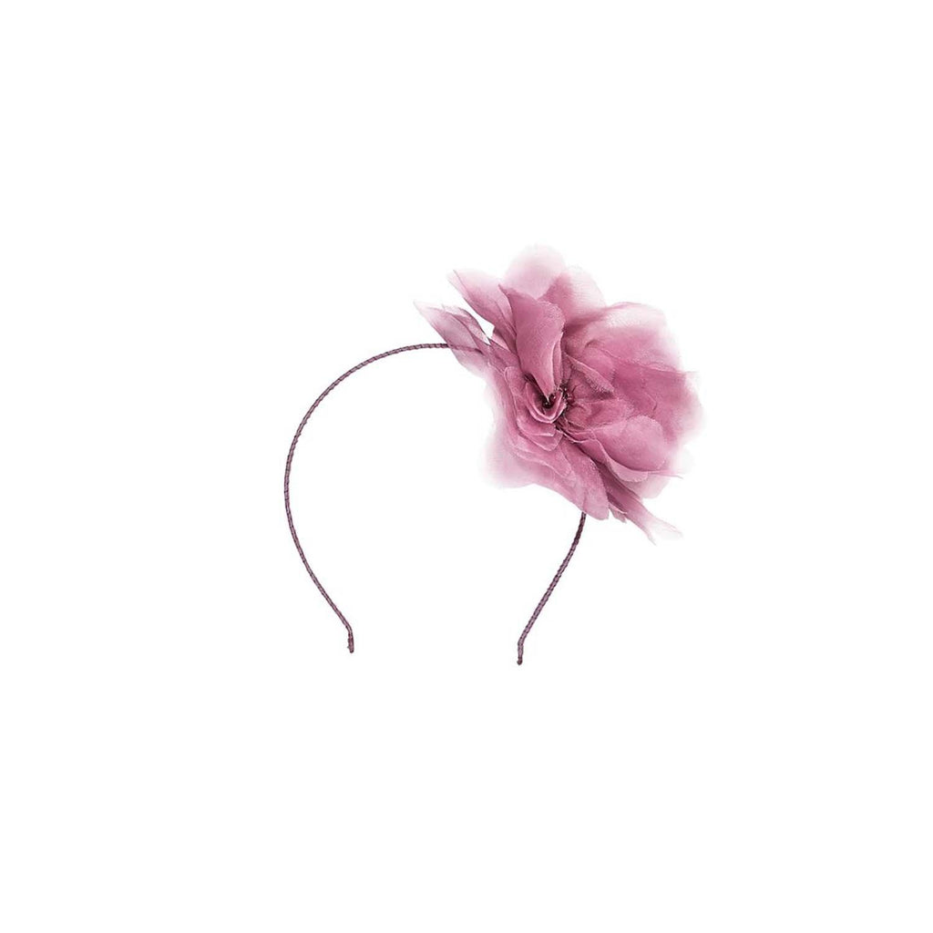 Tutu Du Monde Peony Headband Blackcurrent