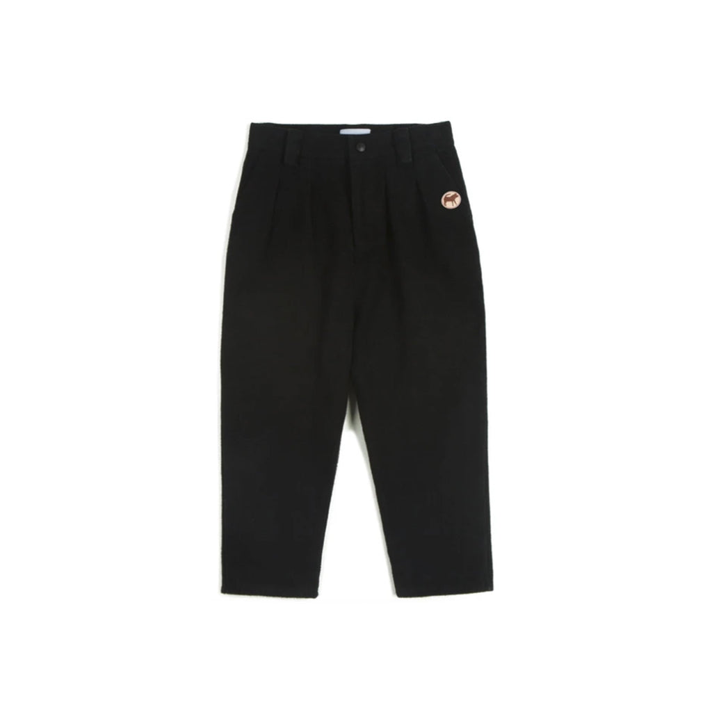 Wolf and Rita Kids Trousers Andre Denim Black