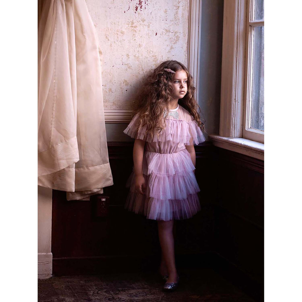 Tutu Du Monde Clementine Tulle Dress Blush