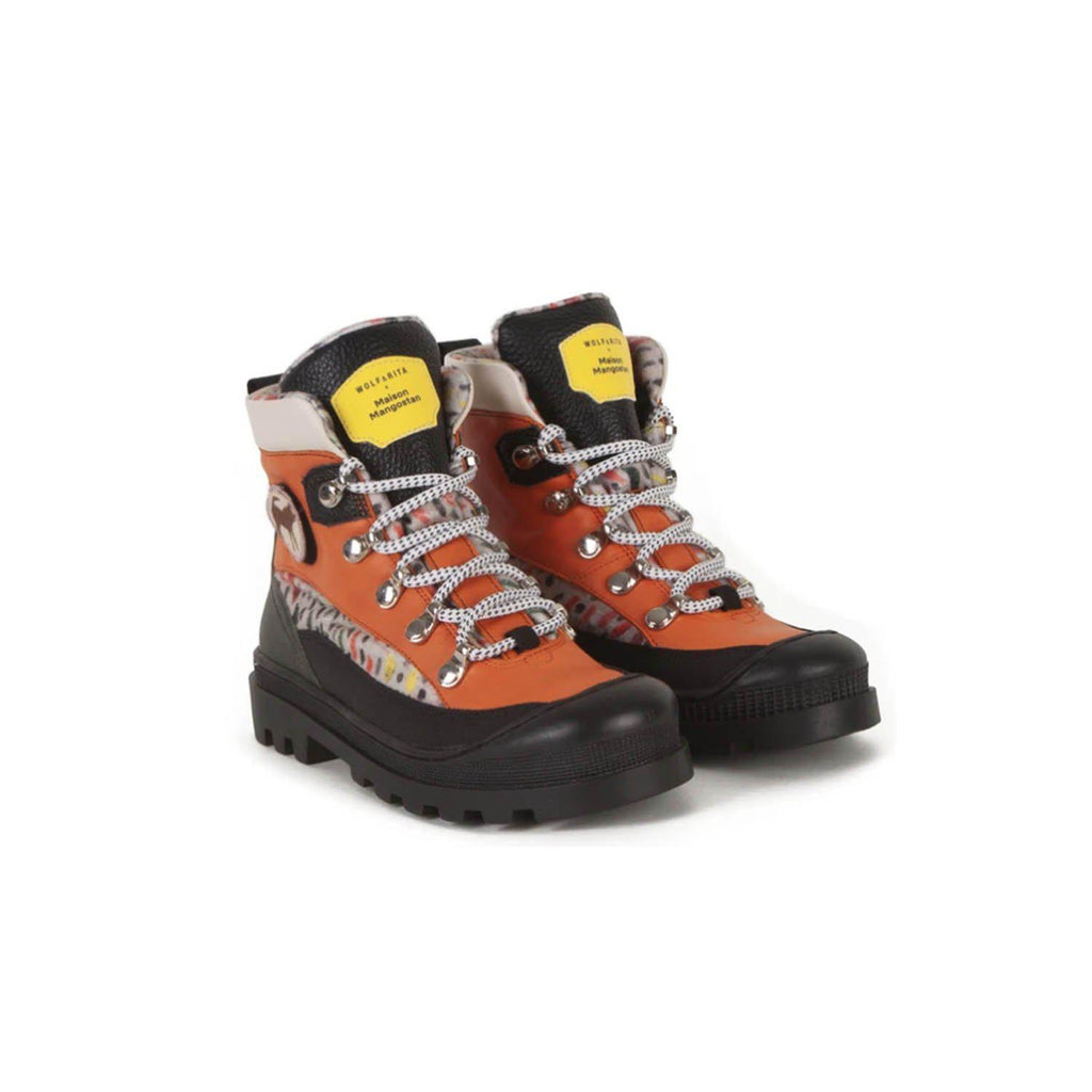 Wolf and Rita Kids Boots Pyrus Traylor