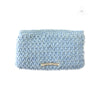 CH Cross Blue Coin Purse
