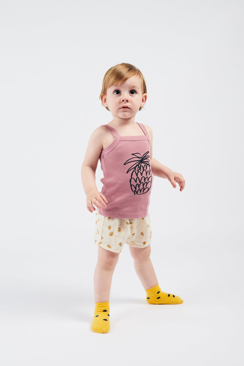 Bobo Choses Pineapple Tank Top