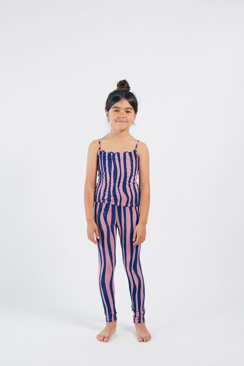 Bobo Choses Groovy Stripes Tank Top